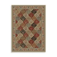 Concord Global Bakhtiar 5-Foot 3-Inch x 7-Foot 3-Inch Rug in Ivory