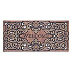 Mohawk Home®  Versailles 22-Inch x 47-Inch Welcome Door Mat