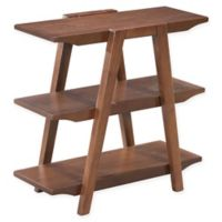 Zuo Graham End Table in Walnut
