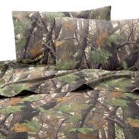 Realtree® Hardwoods King Sheet Set