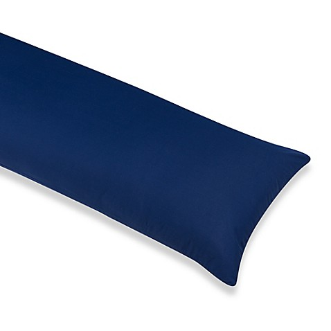 Navy Body Pillow Cover Bed Bath Amp Beyond