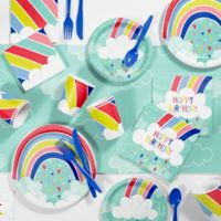 Creative Converting™ 81-Piece Over The Rainbow Birthday Party Supplies Kit