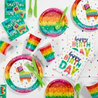 Creative Converting™ 81-Piece Fiesta Fun Birthday Party Supplies Kit