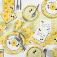 Creative Converting™ 81-Piece Bumblebee Baby Shower Supplies Kit