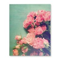 Kavka Designs 16-Inch x 20-Inch Floral Lounge Canvas Wall Art