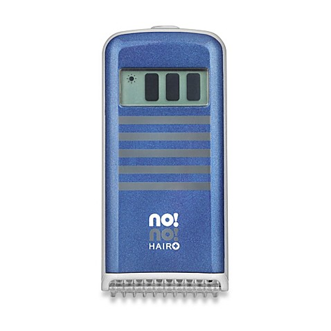 no!no! Plus Hair Removal System in Blue