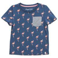 Sovereign Code® Size 18M Flamingo Toddler T-Shirt