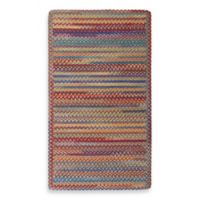 Capel Kill Devil Hill 3-Foot x 5-Foot Indoor Braided Rug - Multi Brights