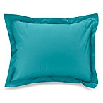 Smoothweave™ Tailored Standard Pillow Sham in Peacock