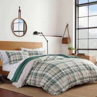 Eddie Bauer® Timbers Reversible King Comforter Set in Evergreen