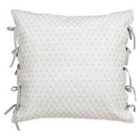 Croscill Penelope Reversible European Pillow Sham in Neutral