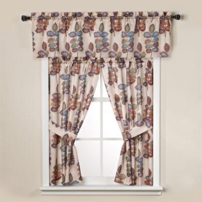 Curtains Ideas bathroom valance curtains : Buy Bathroom Valance Curtains from Bed Bath & Beyond