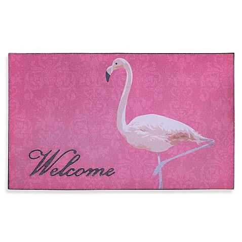 Flamingo Door Mat Bed Bath Amp Beyond