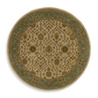 Kaleen Palma 7-Foot 9-Inch Round Rug in Ivory