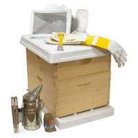 Homestead Essentials Deluxe Sustainable Hive Kit