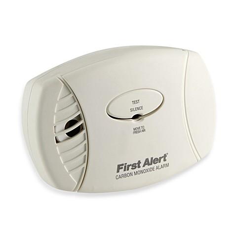 first alert co605 carbon monoxide alarm with battery backup buybuy baby. Black Bedroom Furniture Sets. Home Design Ideas