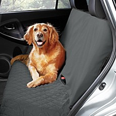 Pawslife Bench Style Quilted Car Seat Cover Bed Bath
