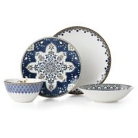 Lenox® Global Tapestry Sapphire™ 4-Piece Place Setting