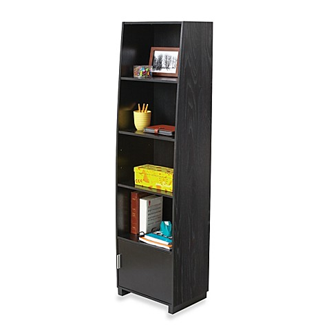 Tall 5-Tier Bookcase