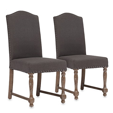 Zuo Modern Richmond Chairs in Charcoal Grey