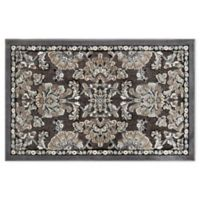 Home Dynamix Maplewood 1'7 x 2'7 Accent Rug in Grey