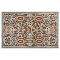 Home Dynamix Maplewood 3'1 x 4'7 Accent Rug in Taupe