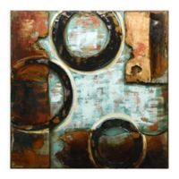Revolutions 2 3D Canvas Wall Art