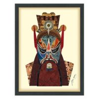 Beijing Opera Mask Canvas Wall Art