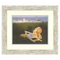 Amanti Art Cape Cod Soul by Marcia Duggan 23-Inch x 20-Inch Framed Wall Art