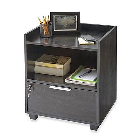 Side Table With Locking Drawer Bed Bath Amp Beyond