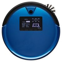 bObsweep PetHair Plus Robotic Vacuum Cleaner and Mop in Cobalt