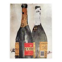 Bubbly I 40-Inch x 30-Inch Canvas Wall Art