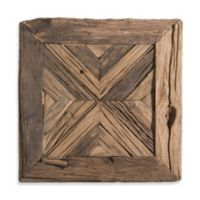 Uttermost Rennick Reclaimed Wood Wall Art
