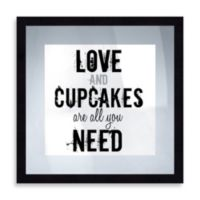 Love Cupcakes Need Wall Décor