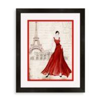 Red Dress Wall Décor