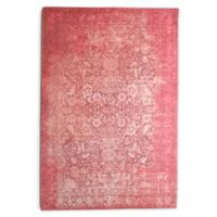 Rugsmith 5' x 7' Antibes Area Rug in Red