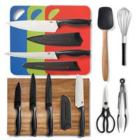 Prime Gourmet 20-Piece Cutlery and Gadget Combo Set