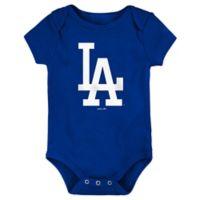 MLB Los Angeles Dodgers 6-9M Casual Bodysuit