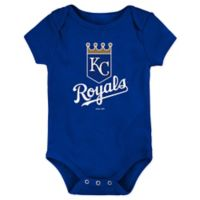 MLB Kansas City Royals 0-3M Casual Bodysuit
