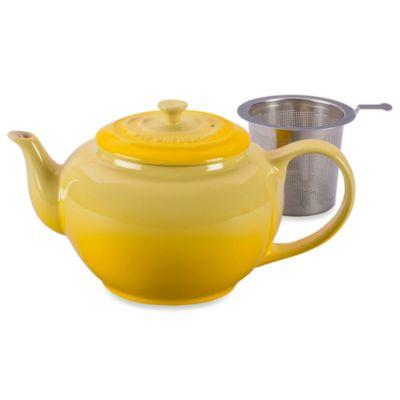Buy tea infuser pot from bed bath beyond - Le creuset barcelona ...