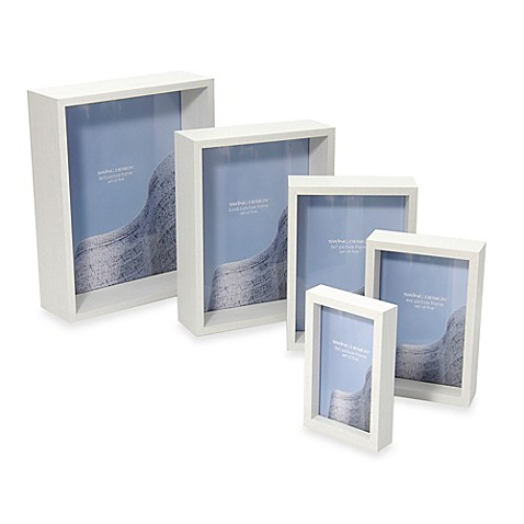 Swing Design™ Stratton 5-Piece White Frame Set