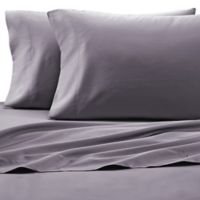 Under The Canopy® HomeGrown™ Organic Twin Sheet Set in Violet