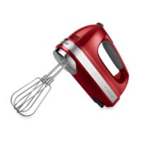KitchenAid® 9-Speed Digital Hand Mixer in Empire Red