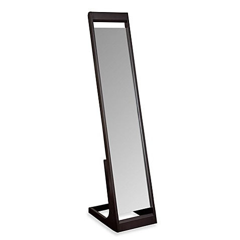 Harlo full length floor mirror bed bath beyond for Floor length mirror for sale