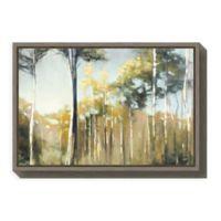 Amanti Art® Julia Purinton 1.88-Inch x 16-Inch Framed Canvas in Maple