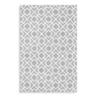 Loloi Rugs Charlotte 2-Foot 3-Inch x 3-Foot 9-Inch Rug in Ash