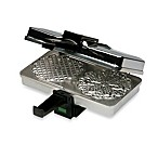 CucinaPro™ Polished Pizzelle Maker