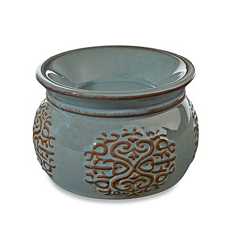 Yankee Candle® Antique Blue Electric Wax Melts Warmer - Bed Bath ...
