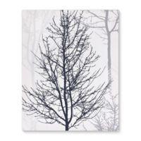 Kavka Designs 16-Inch x 20-Inch Trees Canvas Wall Art