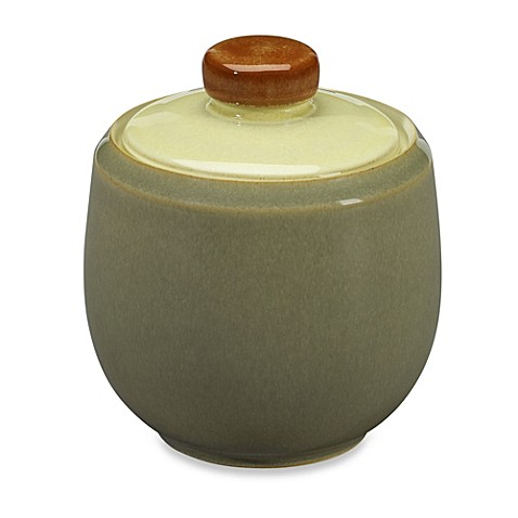 Buy Denby Fire Sugar Bowl In Cream Sage From Bed Bath Amp Beyond